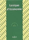 echange, troc Collectif - Lexique d'économie, 7e édition