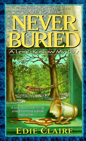 Never Buried (Leigh Koslow Mystery, 1)