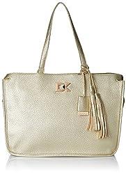 Diana Korr Women's Handbag (Gold) (DK88HGLD)