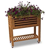Algreen 32002 Ergogarden All Season Raised Garden Bed Terra Cotta