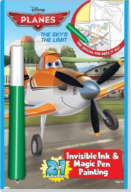 "2in1: Disney Planes ""The Sky's the Limit"""