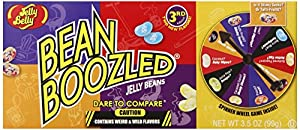 BeanBoozled Jelly Beans Spinner Gift Box 3.5oz
