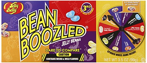 BeanBoozled Jelly Beans Spinner Gift Box 3.5oz (Cheap Canned Goods compare prices)