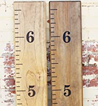 DIY Vinyl Growth Chart Ruler Decal Kit