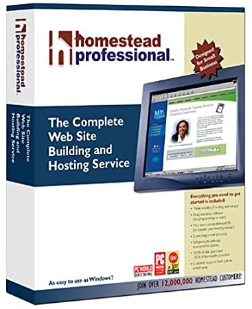 Homestead Professional - 3 Month Subscription