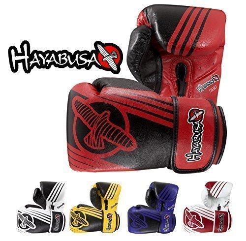 "Hayabusa Boxhandschuhe ""Ikusa Recast"" - Boxhandschuhe,MMA Boxhandschuhe, Fitnessboxen,Gerätehandschuhe"