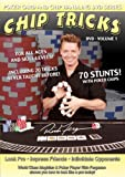The Poker Card and Chip Handling DVD Series, Vol. 1: Chip Tricks. 70 Chip Tricks!