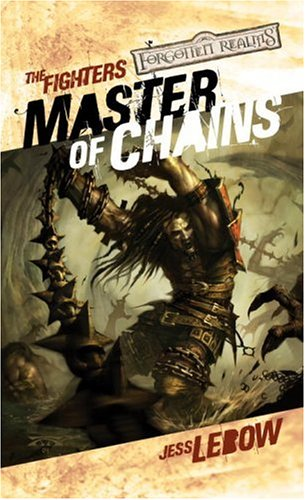 Master Of Chains: The Fighters front-770481