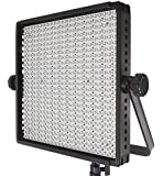 StudioPRO Photography Continuous Premium Daylight LED 600 Light Panel Aluminum Casing