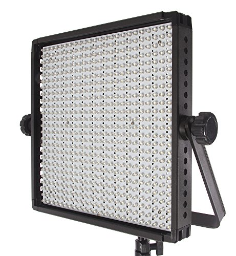 StudioPRO Photography Continuous Premium Daylight LED 600 Light Panel Aluminum Casing (Led Light Panel compare prices)