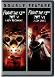 Friday the 13th Part V / Friday the 13th Part VI [Import]