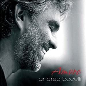 Andrea Bocelli - Amore by Verve