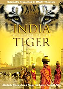 India - Kingdom of the Tiger (Large Format)
