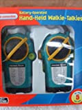Kidd Connection Hand-Held Walkie-Talkies