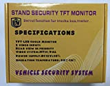 BW-1092-cm-faltbarer-Farbe-Auto-Rear-View-Monitor-Auto-Rckfahrkamera-Funk-Rckfahrsystem-CCD-wasserdicht