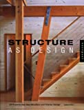 img - for Structure as Design book / textbook / text book
