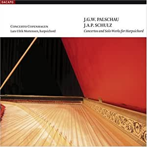 Concertos and Solo Works for H