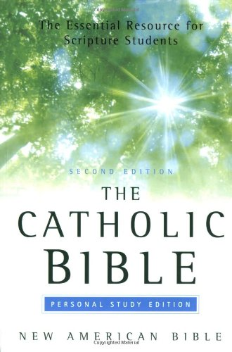 The Catholic Bible, Personal Study Edition: New American...