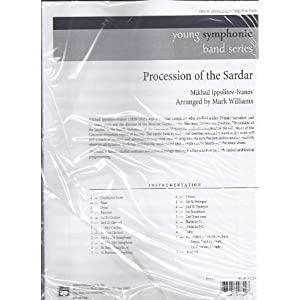 Procession of the Sardar - Concert Band Music
