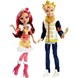 Ever After High DLB38 Daring Charming and Rosabella Beauty Dolls, Epic Winter 2-Pack