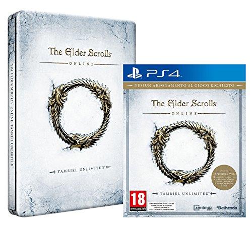 The Elder Scrolls Online Tamriel Unlimited Edizione Day One Limited Esclusiva Amazon PDF