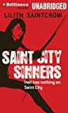 Saint City Sinners (Dante Valentine Series)