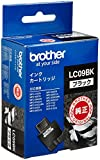BROTHER インクカートリッジ LC09BK