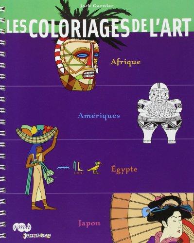 Les coloriages de l'art