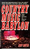 Country Music Babylon (0312950276) by Rovin, Jeff