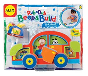 Alex toys beep build 2 years and above for Alex co amazon