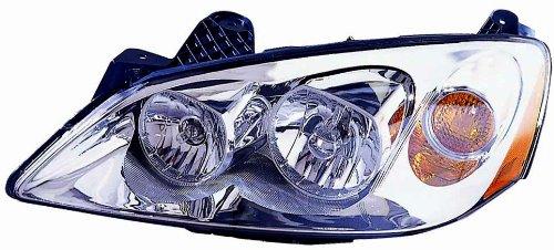 Depo 336-1115L-AF Pontiac G6 Driver Side Headlight