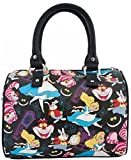 Loungefly Disney Alice in Wonderland Cheshire Cat Crossbody Shoulder Bag Purse