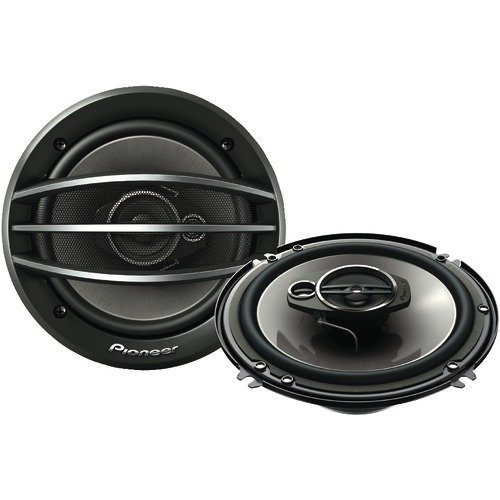 New Excellent Performance (Pioneer) Ts A1674R 6.5 3 Way Speakers (Car Stereo Speakers) High Quality