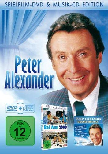 Peter Alexander - Spielfilm-DVD & Musik-CD Edition (DVD+CD)