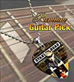 Paul Weller Stanley Road Guitar Pick Necklace