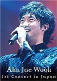 アン・ジェウク 1st Concert in Japan 初回限定版 [DVD]