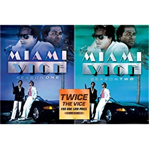 Miami Vice - Seasons One and Two movie