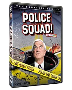 Police Squad! The Complete Series
