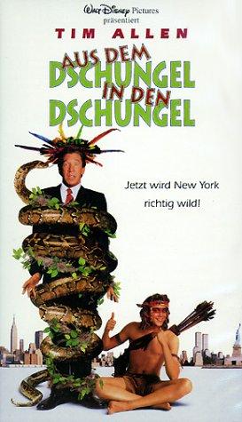 Aus dem Dschungel in den Dschungel [VHS]