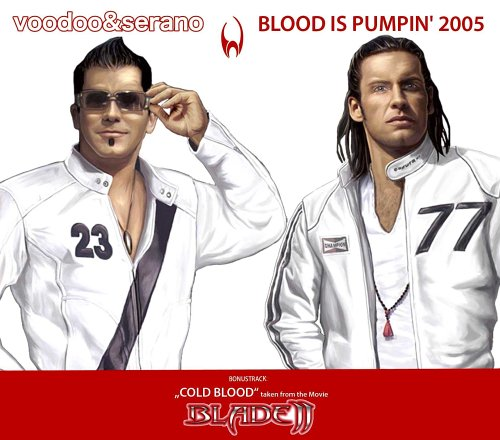 Voodoo & Serano - Blood Is Pumpin 2005 - Zortam Music