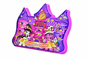 Simba 105956267 - Filly Witchy Adventskalender