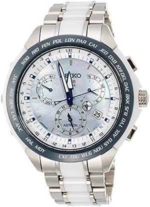 [アストロン]ASTRON 腕時計 ソーラーGPS衛星電波修正 サファイアガラ 10気圧防水 SBXB039 メンズ