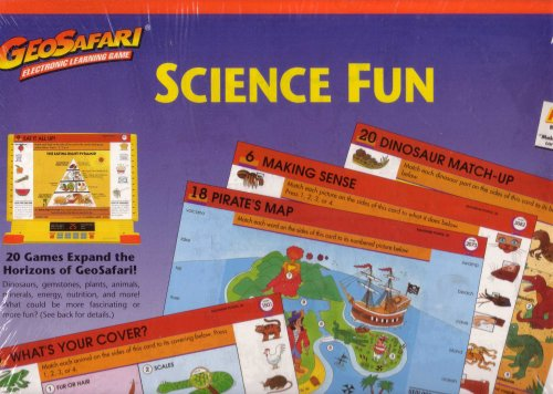 Gosafari Electronic Learning Game Science Fun - Buy Gosafari Electronic Learning Game Science Fun - Purchase Gosafari Electronic Learning Game Science Fun (Gosafari, Toys & Games,Categories,Electronics for Kids,Learning & Education,Toys)