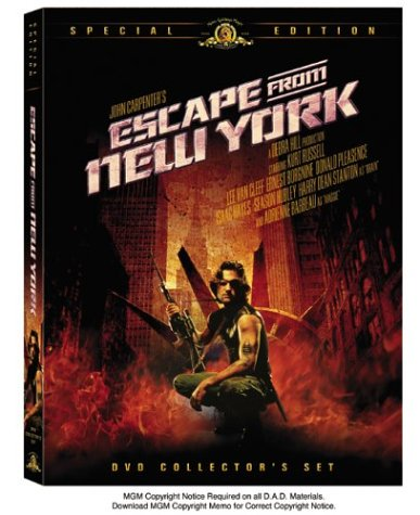 Cover art for  Escape from New York (Special Edition)