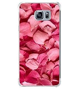 Pink Petals 2D Hard Polycarbonate Designer Back Case Cover for Samsung Galaxy Note5 :: Samsung Galaxy Note5 N920G :: Samsung Galaxy Note5 N920T N920A N920I