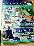 Where Women Create Magazine Single Issue Aug/sep/oct 2010 (Vol 2 Issue 4)
