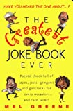 The Greatest Joke Book Ever