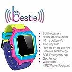 BESTIE | Kids SMARTWATCH HANDY & GPS TRACKER |Kostenlose EE SIM Karte | Kostenlose APP aus GB VERTRAGLOS