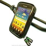 Support Guidon Moto Velo Etanche Fixation Facile pour Galaxy Note Note II 2