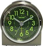 Maruman (マルマン)  集光文字板 アナログクォーツ目覚し時計 BAP405K